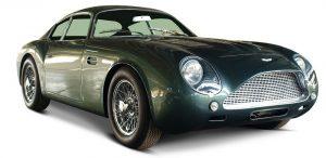 Direct 3D Printing - Aston Martin Banner