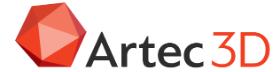 Direct 3D Printing - Logo Web Color