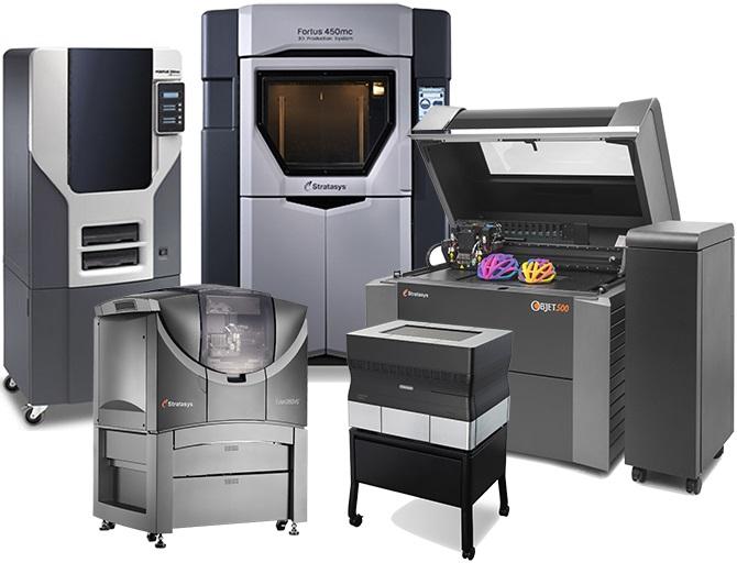 SSYS 3D Printers