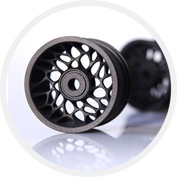 3D printed wheel