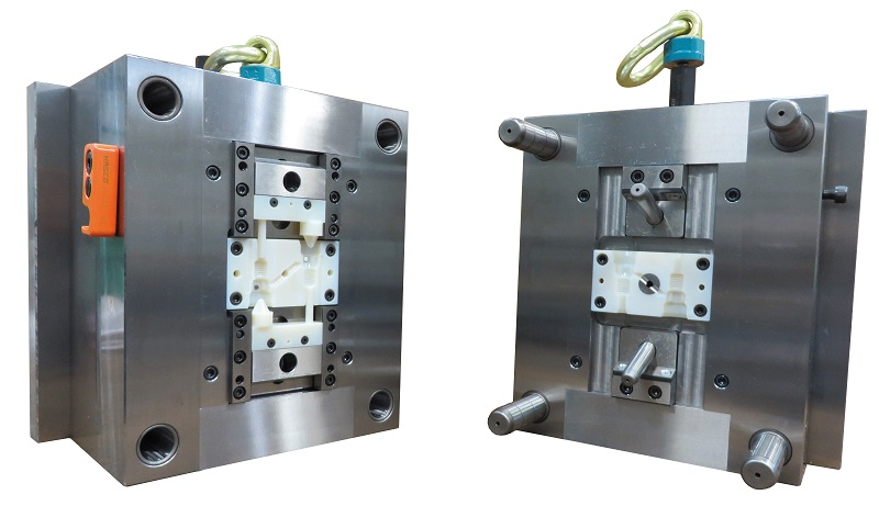 Additive manufacturing injection mold