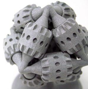 Direct 3D Printing - Gear Nylon