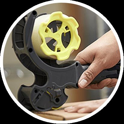 3D printed tape dispenser